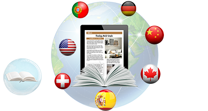Multilingual eBook Conversion Services