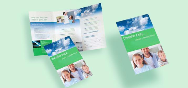 direct mail brochure design