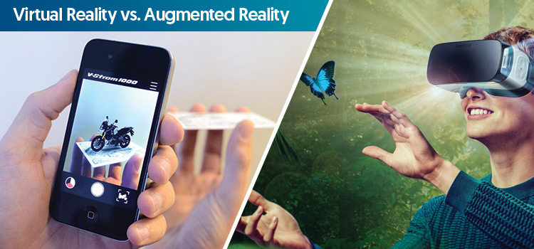 differences between virtual and augmented reality