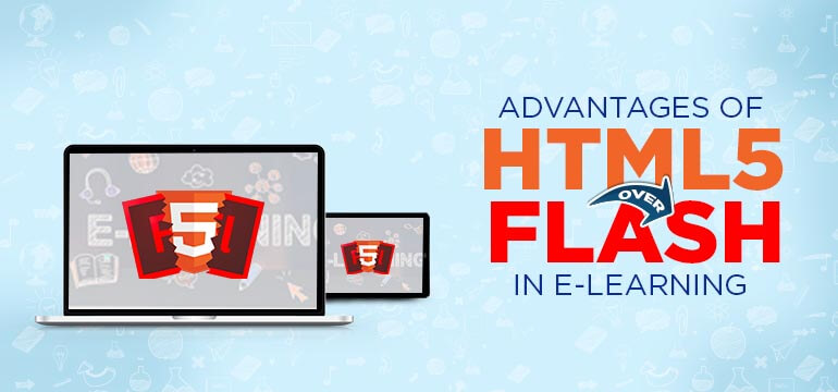Advantagse of flash to HTML5 conversion
