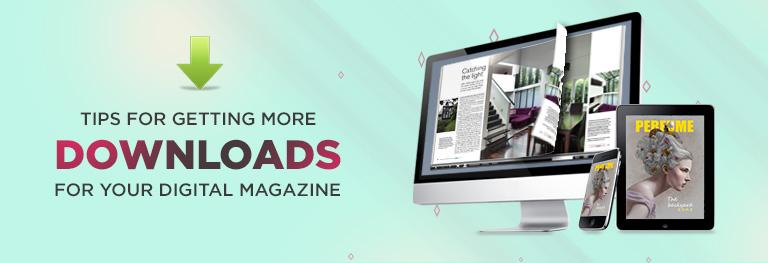 digital magazine reader
