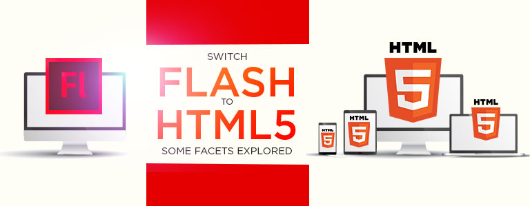 Replace flash with html5