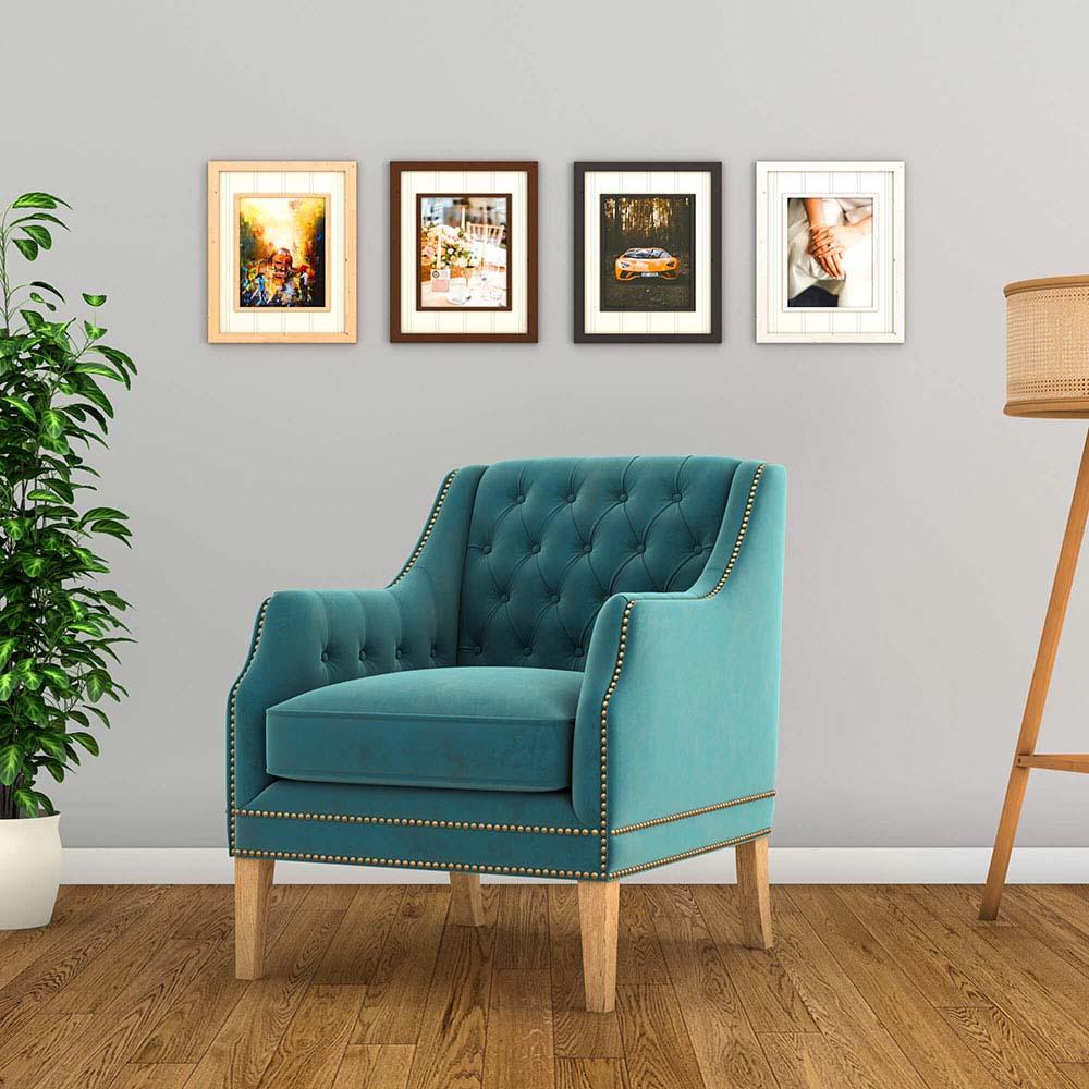 3d design of armchair