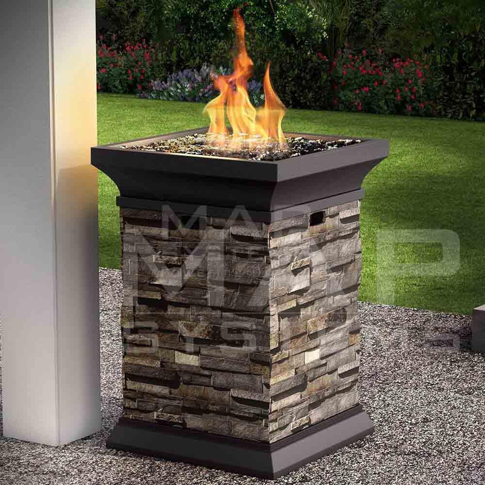 3d product design fire pit