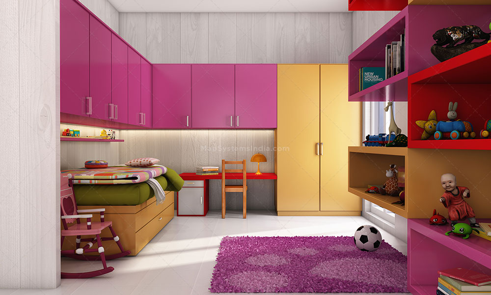 3d architectural rendering companies in india