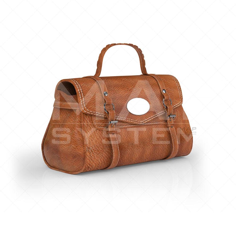 bag 3d model design