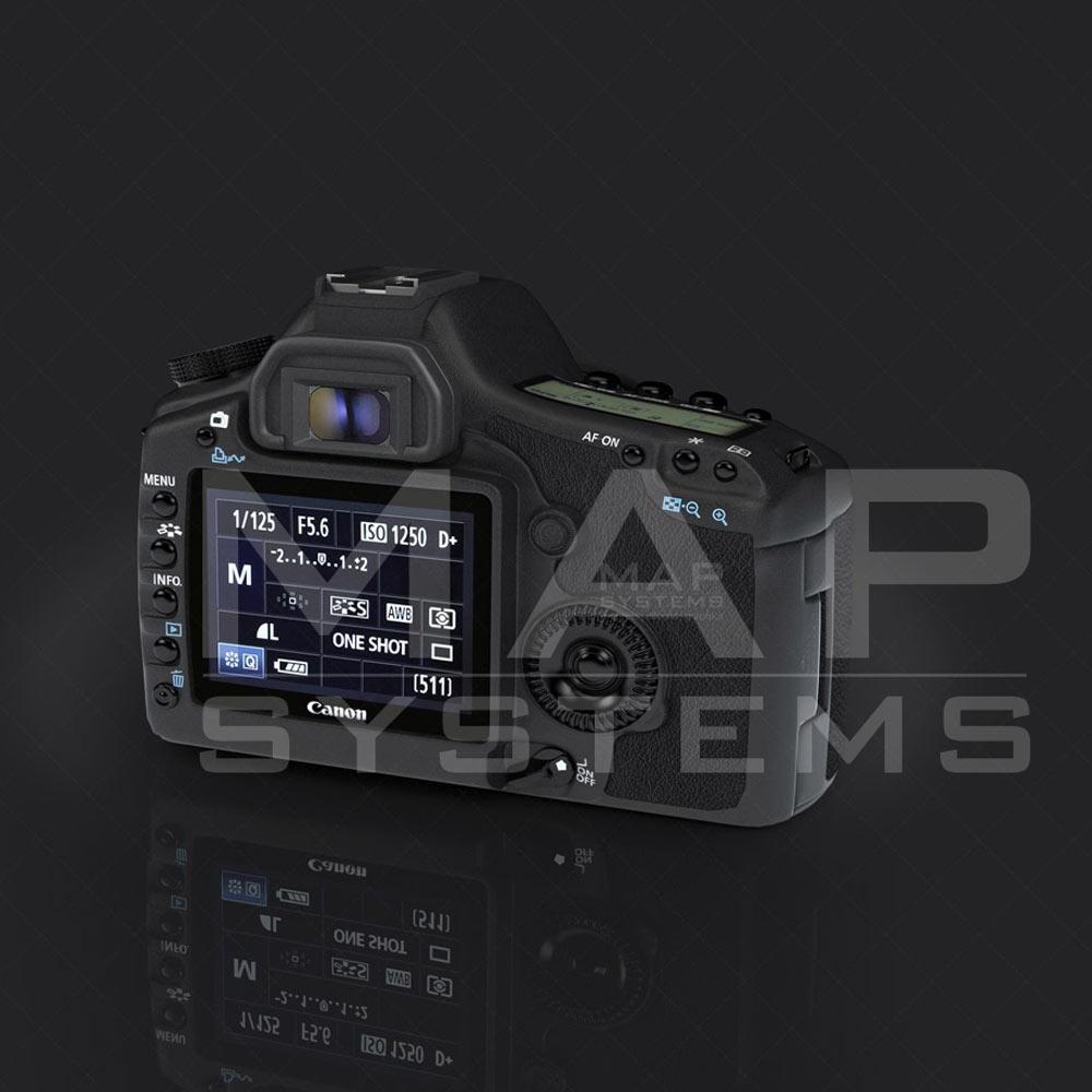 product 3d design camera