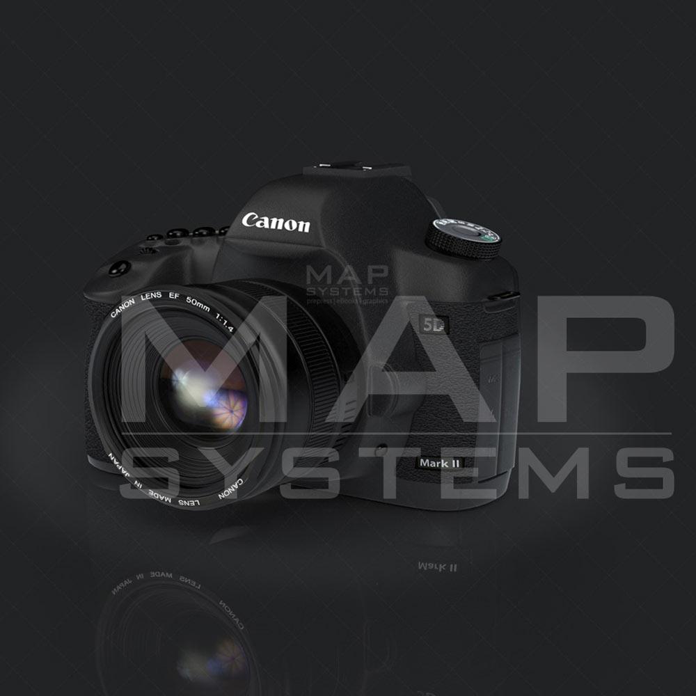 camera 3d product design