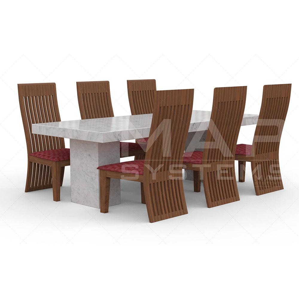 3d furniture design of table