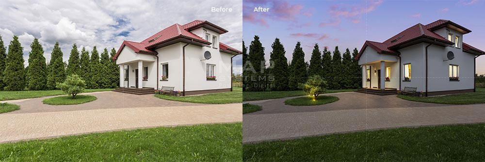 twilight photoshop services