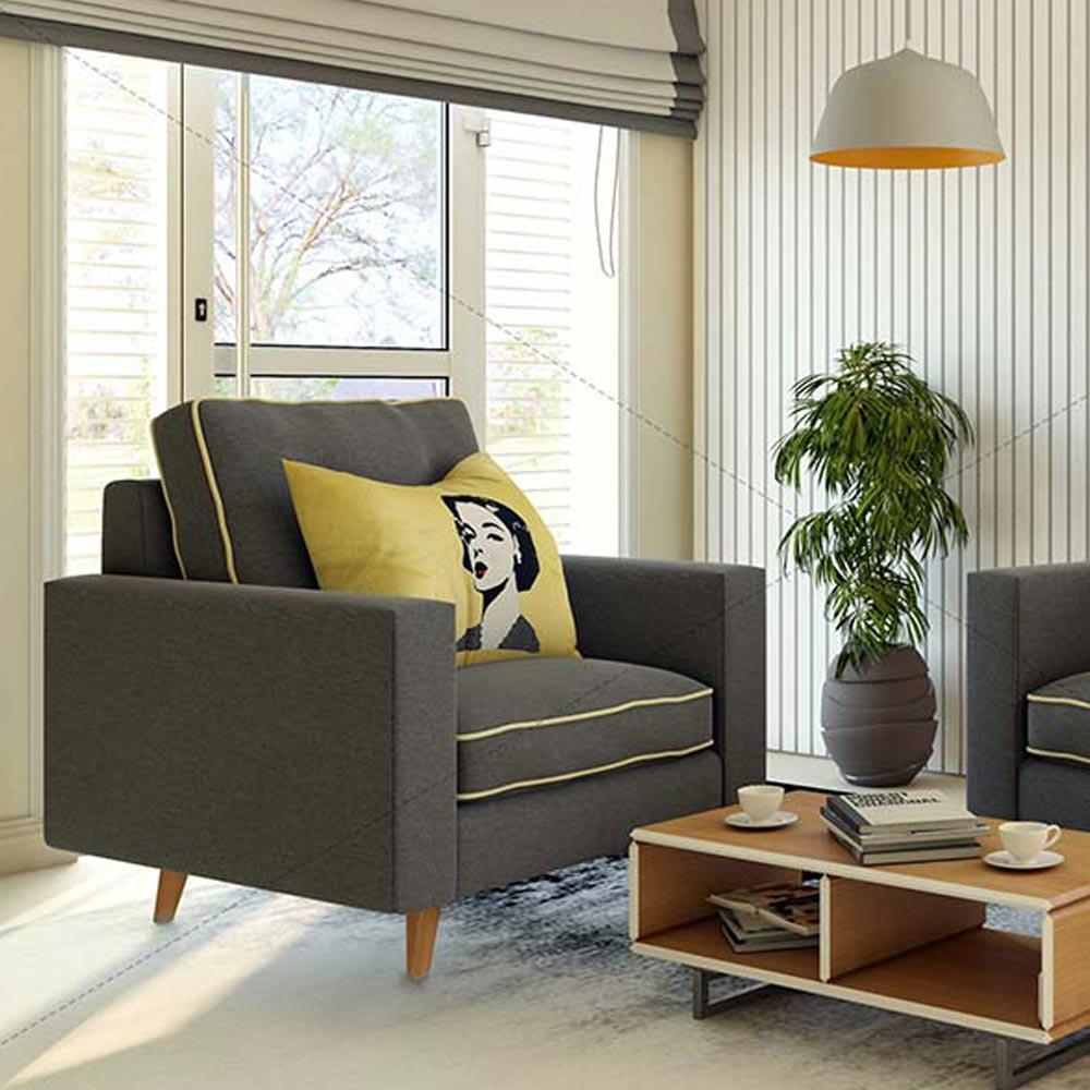 living room 3d furniture design