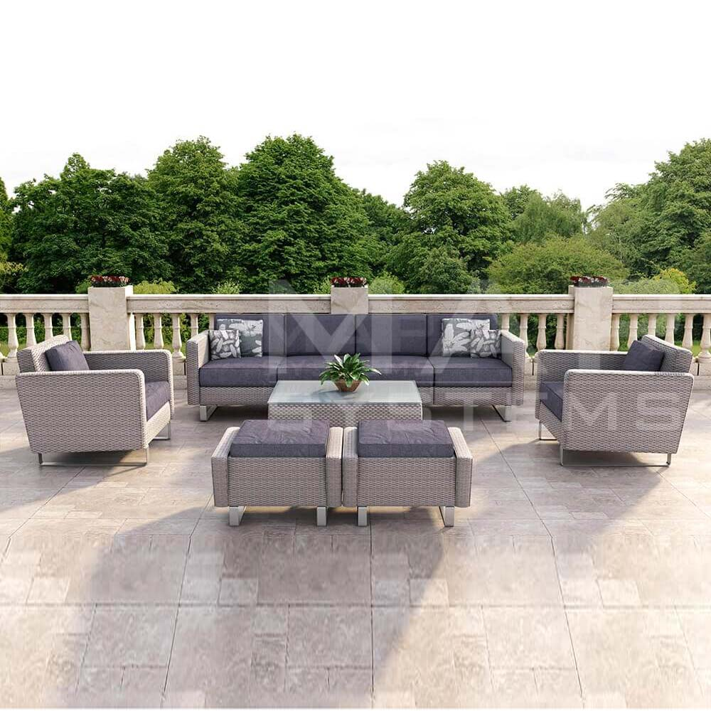 outdoor furniture 3d image