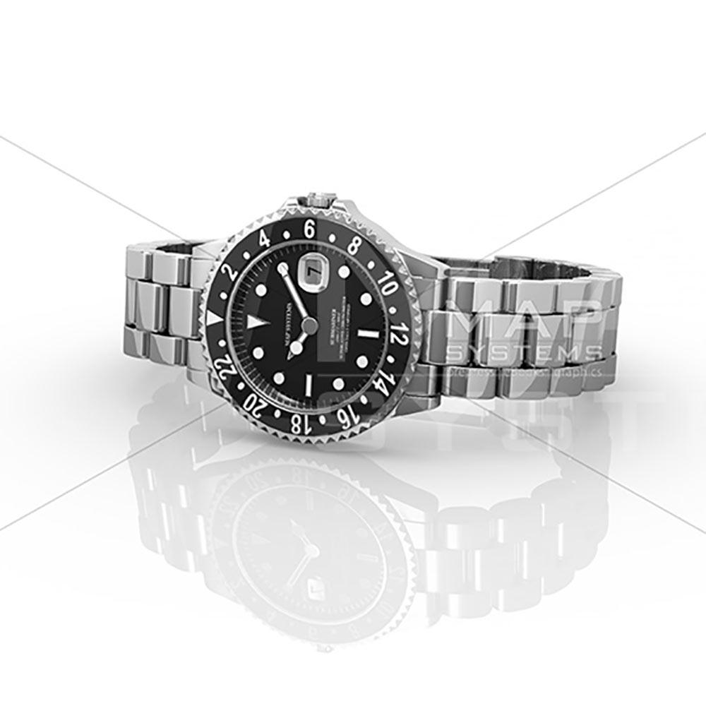 watch 3d design