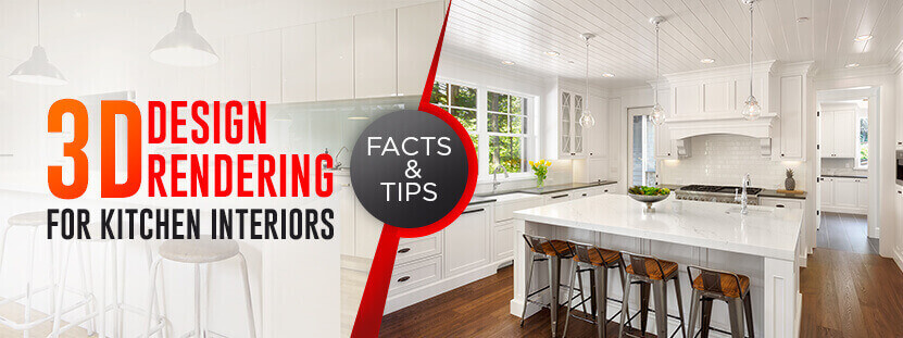 Some Facts Tips For Kitchen 3d Rendering Design Map Systems