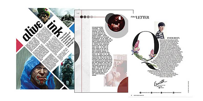 Tips To Design Professional Magazine Layout Using Indesign