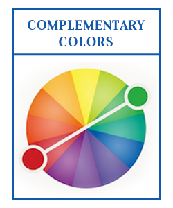 complementary colors for logo