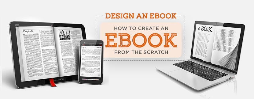 How to design an ebook