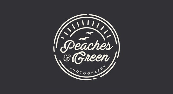 Handcrafted logo design