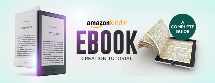Amazon kindle ebook creation