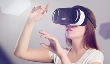 Exploring newer vistas for business development with virtual reality